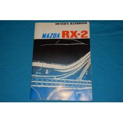 1972 Mazda RX-2