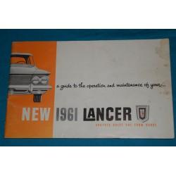 1961 Lancer