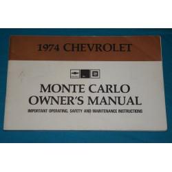 1974 Monte Carlo