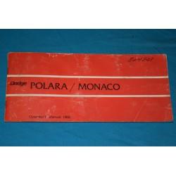 1969 Monaco / Polara
