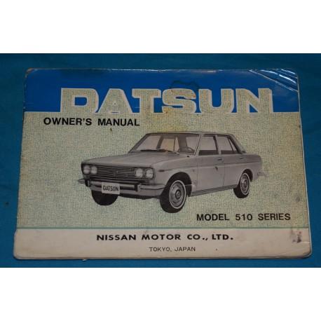 original 1968 datsun 510 owners manual rh thegloveboxshop com Volvo 164 Volvo 142