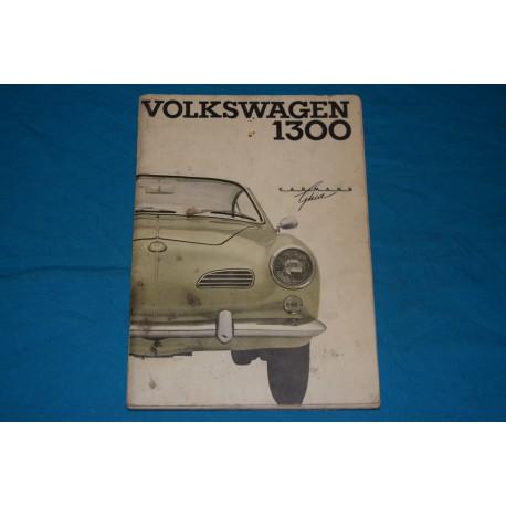 1966 Volkswagen Karmann Ghia Type 14
