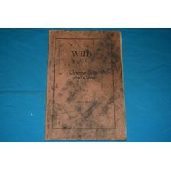 1929 Willys Six