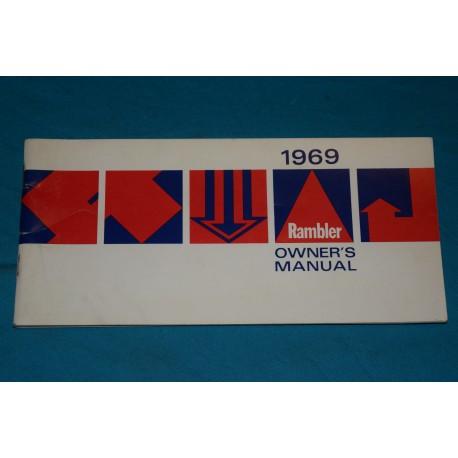original 1969 amc rambler owners manual rh thegloveboxshop com owners manual macgregor 26 owners manual macgregor 26 pdf