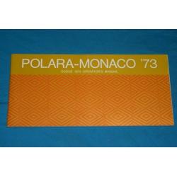 1973 Monaco / Polara