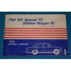 1974 Fiat 124 Special TC