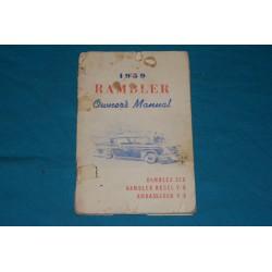 1959 AMC Rambler 6 , Rebel & Ambassador