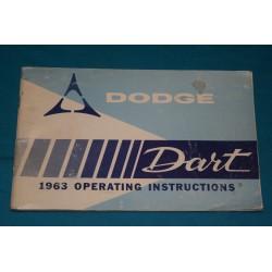 1963 Dart