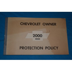 1959 Unused Owners Protection Policy
